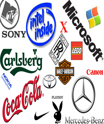 Famous Logos- Design & History of World Famous Company Logos ...
